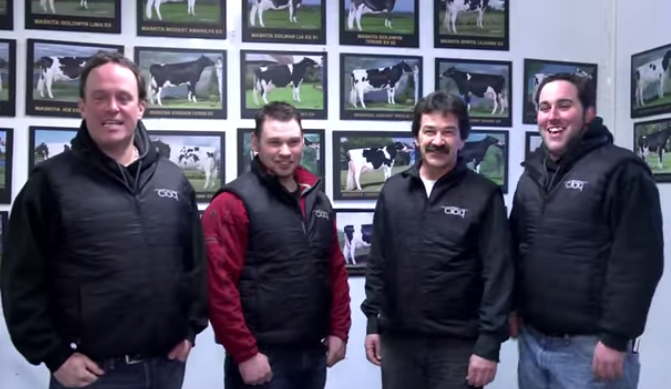 Vidéo Maître-éleveur 2014 : Ferme Maskita