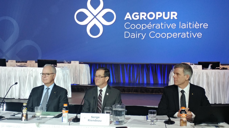 Une excellente année pour Agropur