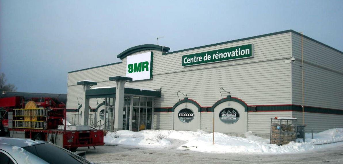 Pont-Rouge devient un marchand BMR