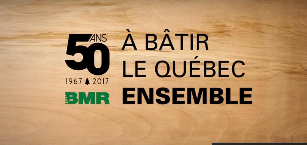 BMR: nouvelle campagne publicitaire