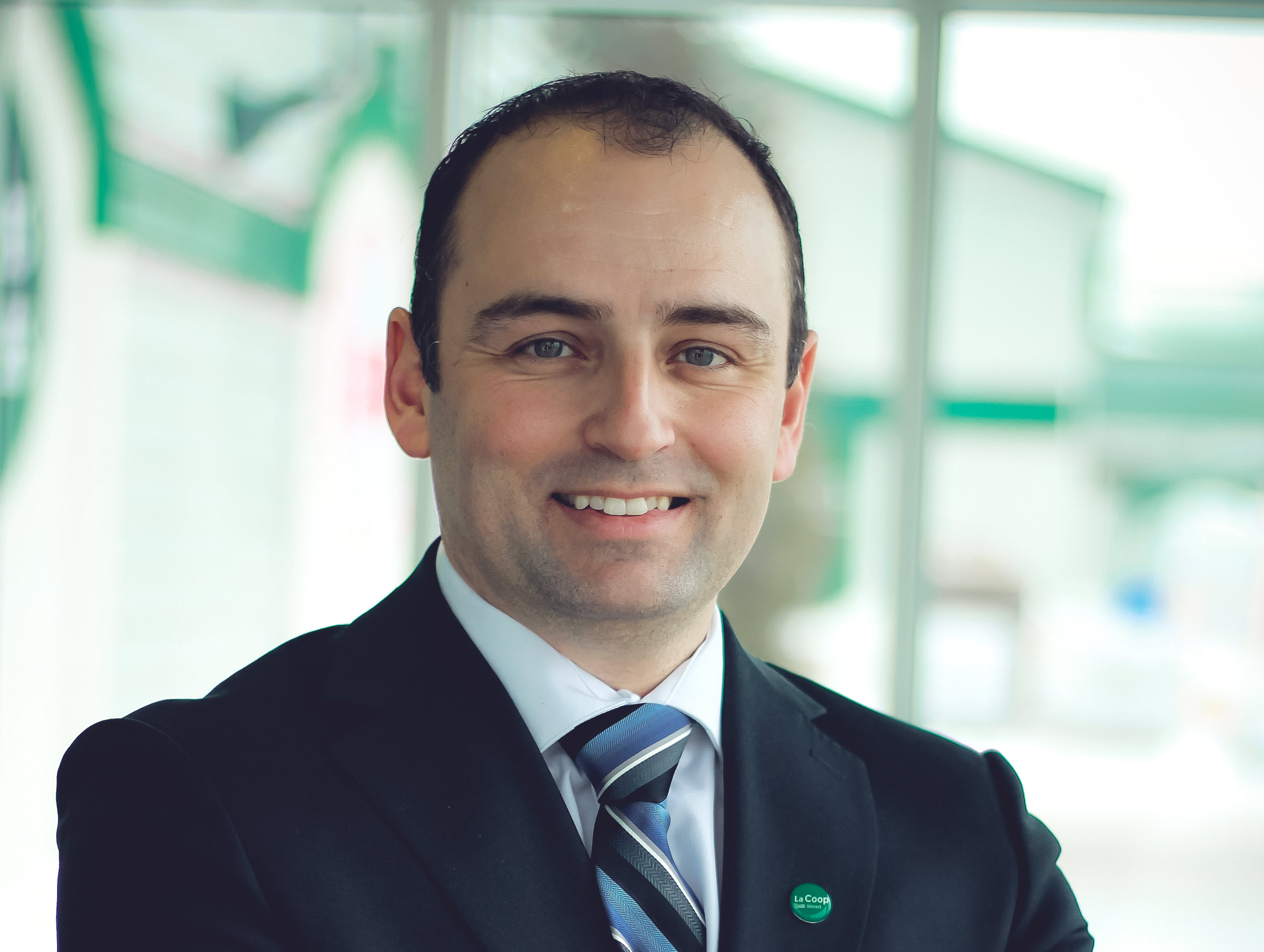 Dany Côté nommé directeur général de Novago