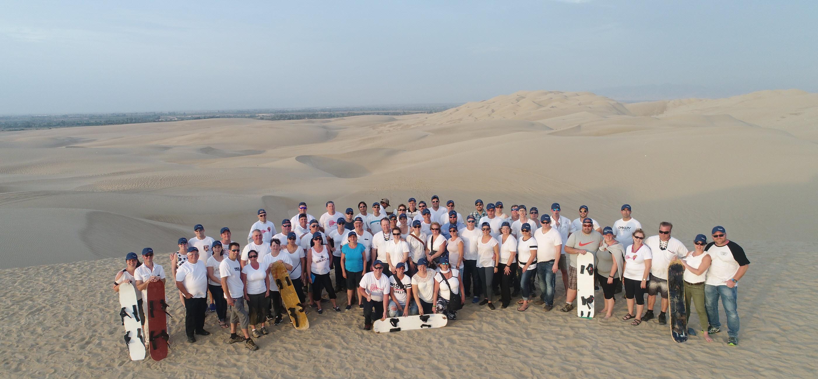 Des producteurs maraîchers au Pérou