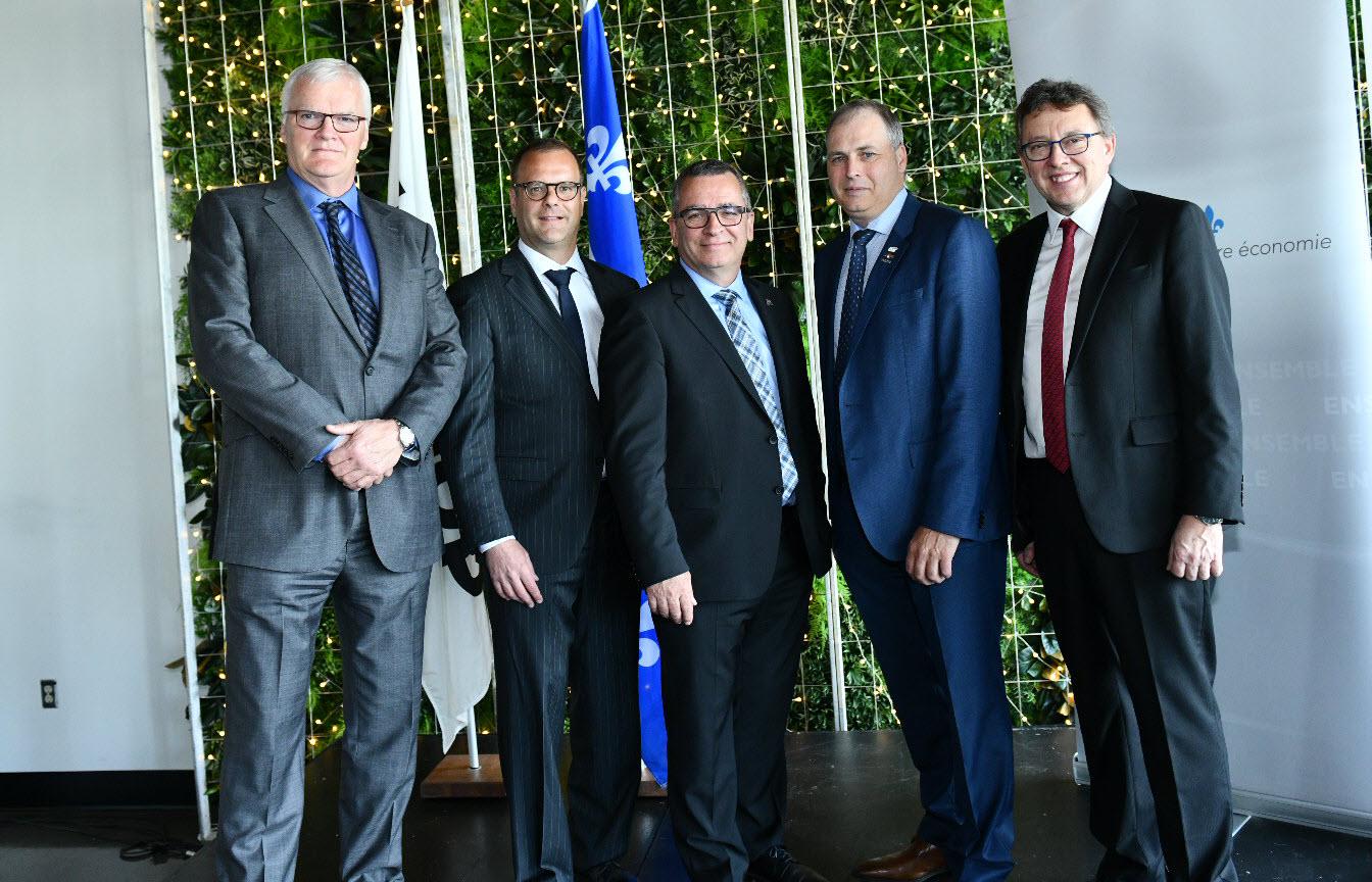 La Coop fédérée investit dans le port de Québec